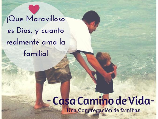 Visitamos en: www.facebook.com/casacaminodevida